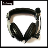 Cuffia della cuffia avricolare del walkie-talkie per Kenwood