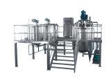 Tfzrj 750-2000L Vacuum Emulsifying Mixer