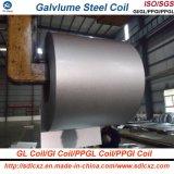 Strato d'acciaio della bobina ricoperto Aluzinc di Gl della bobina del galvalume