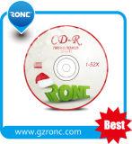 CD-R em branco materiais 52X do Virgin 700MB
