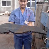 Filtre-presse de membrane pour le cambouis asséchant avec le produit de filtration