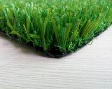 Nenhuma grama de enchimento da falsificação do relvado de Astro do futebol do futebol do revestimento protetor do plutônio do fabricante