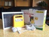 Портативная пишущая машинка с решетки 10W к электрической системе инвертора 100W солнечной