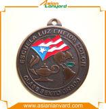 승진 아연 합금 3D 금속 메달
