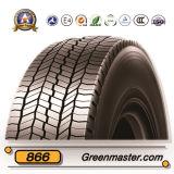 Neumático 295/80r22.5 del neumático TBR del carro de la carga pesada de Malasia