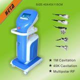 Máquina multipolar do rejuvenescimento da pele do RF com Ce F005A