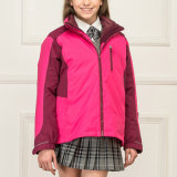 学校様式のジャケットの卸売の上デザイン若い冬のジャケット
