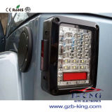 Nuovo arrivo 2015! LED luminoso Tail Lamp per Jeep Wrangler