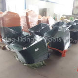 Carriole della gomma dell'aria di alta qualità della Cina