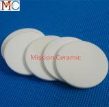 Disco de cerámica refractario de alta temperatura industrial del alúmina 99.7%