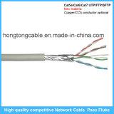 FTP Cat5e LAN有線放送網ケーブル