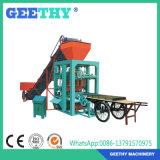 Qtj4-26 volant les machines de fabrication de brique bon marché de machine de bloc de cendres