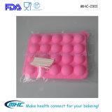 Estallido de la bandeja/de la torta del cubo de hielo de la categoría alimenticia/molde del Lollipop