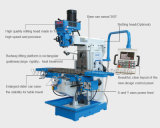 Máquina de trituração vertical universal da torreta do metal X6336
