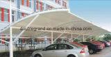 Tettoie chiare galvanizzate del Carport/garage del metallo della struttura d'acciaio