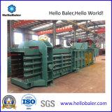 Máquina de empacotamento automaticamente hidráulica do papel Waste com Ce