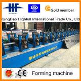 Rolo solar de aço automático do suporte de China que dá forma ao fabricante da máquina