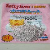Soem-Großhandelsqualitäts-Bentonit-Streifen-Katze-Sänfte-Hersteller in China