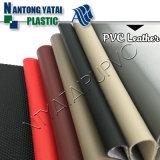 Couro confortável respirável do PVC dos produtos novos