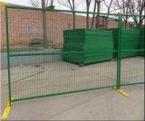 los paneles temporales de la cerca de la construcción de 6fthigh X9.5ftlong para el mercado de Canadá
