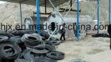 pirólise do pneumático 3ton que recicl a instalação da máquina rapidamente