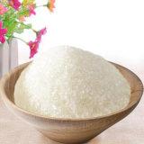 ブラウンの白砂糖の精製された白い水晶砂糖