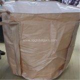 Saco grande tecido PP para o desperdício da construção da embalagem 1000kg