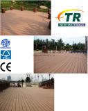 Decking do revestimento WPC de Polywood
