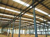 Workshop de estrutura de aço de construção de construção (ZY182)