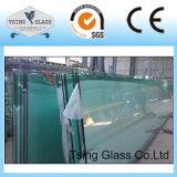 glace de construction durcie Tempered en verre de 3mm-19mm Tsing avec la qualité