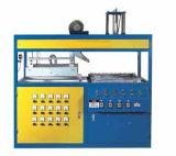 a/B escogen/la máquina de moldear de la succión semiautomática doble de la localización