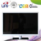 Moderner silberner weißer guter 32 Inch intelligenter LED Fernsehapparat