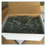 高品質および競争価格のステープルを囲う熱い浸された電流を通されたU