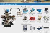 취미 수동 Dro 축융기에 Xq6232A 보편적인 회전하는 맨 위 작업대