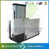 無効/Verticalの車椅子用段差解消機のための油圧車椅子用段差解消機のプラットホームか縦のエレベーター