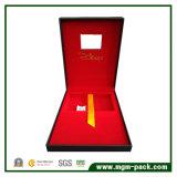 Коробка монетки бумажного золота картона высокого качества