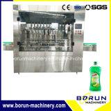 Embotelladora detergente del plato líquido automático