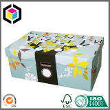フルカラーの安全なスリープボール紙のカートンの赤ん坊ボックス