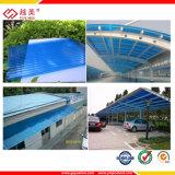 버스 정류장, 쇼핑 센터 천장, 닫집을%s 시트를 까는 급료 폴리탄산염 지붕