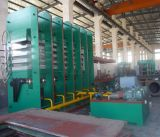 Machine de vulcanisation en caoutchouc de presse de bande de conveyeur/courroie en caoutchouc/machine de vulcanisation feuille en caoutchouc