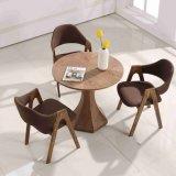 Tabela de jantar moderna da cadeira com a cadeira do restaurante da mobília da sala de jantar das cadeiras