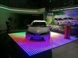 Weltoberseite, die super dünnes und bewegliches Patent LED Dance Floor verkauft