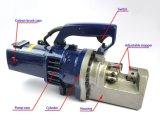 Rc-20 Scherpe Machine van de Staaf van het Staal van de bouw de Handbediende Elektro