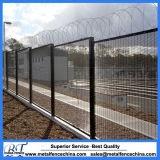 中国の専門の塀の工場は境界の防御フェンスのパネルに反上る