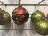 Ornamenti della decorazione di natale in nuovo materiale (fabbrica diretta)