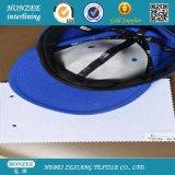 Tissu 100% de polyester utilisé pour le chapeau