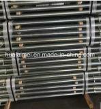 De gegalvaniseerde Regelbare Steiger van het Staal voor Bouw