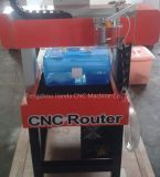 CNC que hace publicidad del ranurador del CNC de la máquina