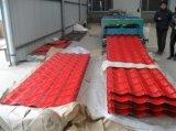 Farbe galvanisiertes gewölbtes Stahlblech-Dach-Blatt