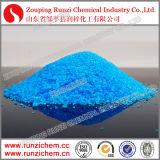 Cristal azul do sulfato de cobre CuSo4 da classe da tecnologia do vitríolo do Cu 25%